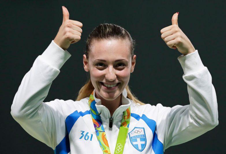 Άννα Κορακάκη - Χάλκινο Μετάλλιο στο Ρίο 2016