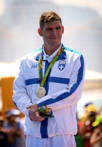 Γιαννιώτης Ασημένιο Μετάλλιο Ρίο 2016